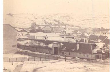 Retek utca Margit körút sarok (1880-as évek)